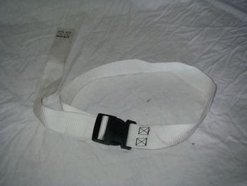 2 in Plastic Buckle Strap