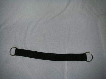 2 in Double D-ring Strap
